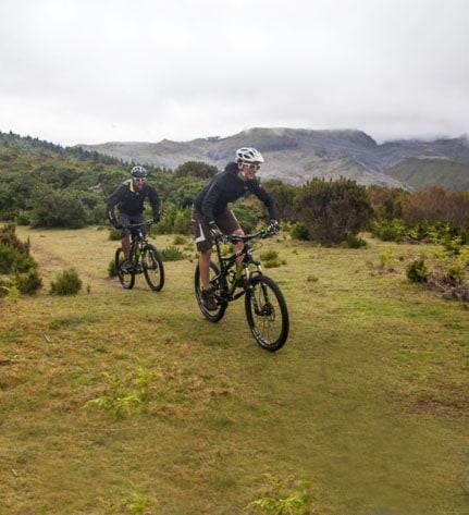 Madeira bike
