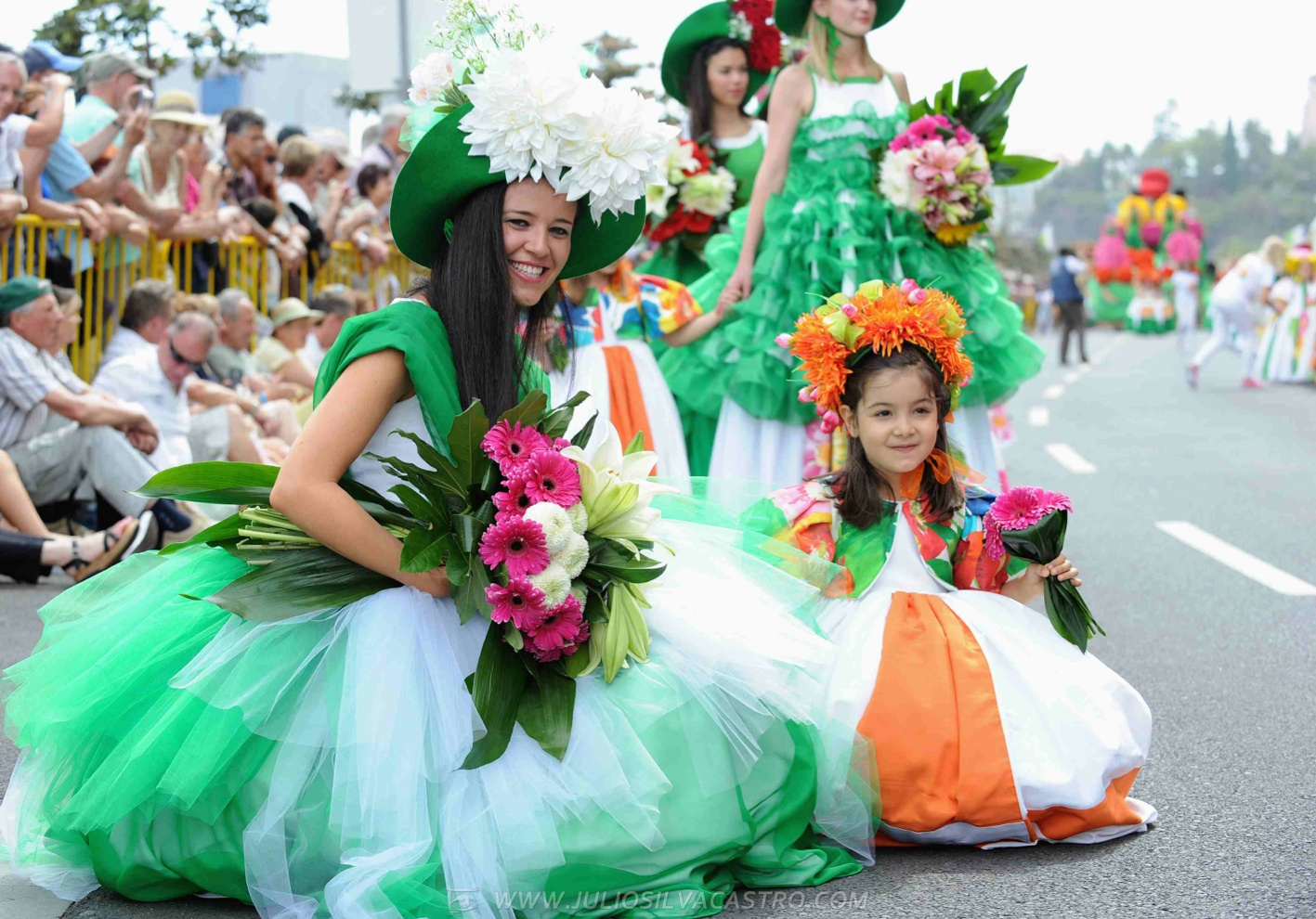 Pictures From Madeira Flower Festival 4