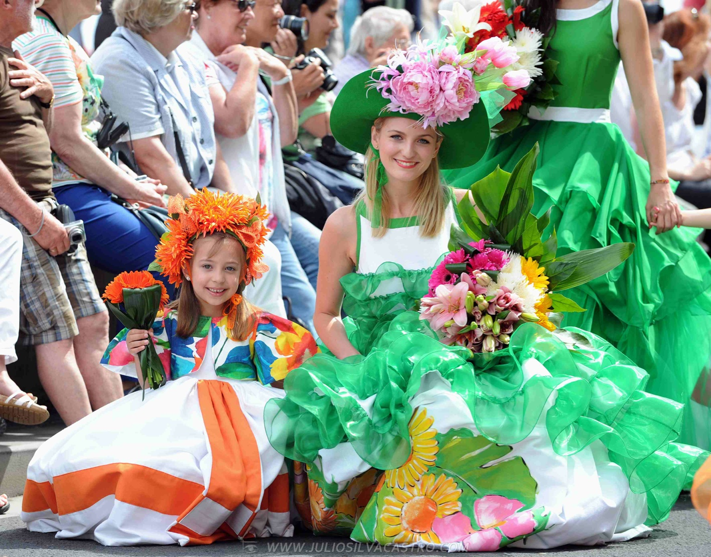 Pictures From Madeira Flower Festival 8