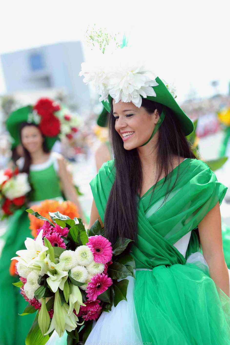 Pictures From Madeira Flower Festival 10