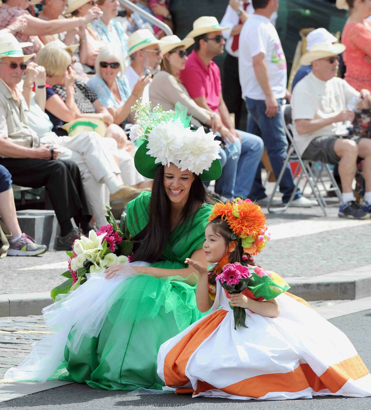 Pictures From Madeira Flower Festival 11