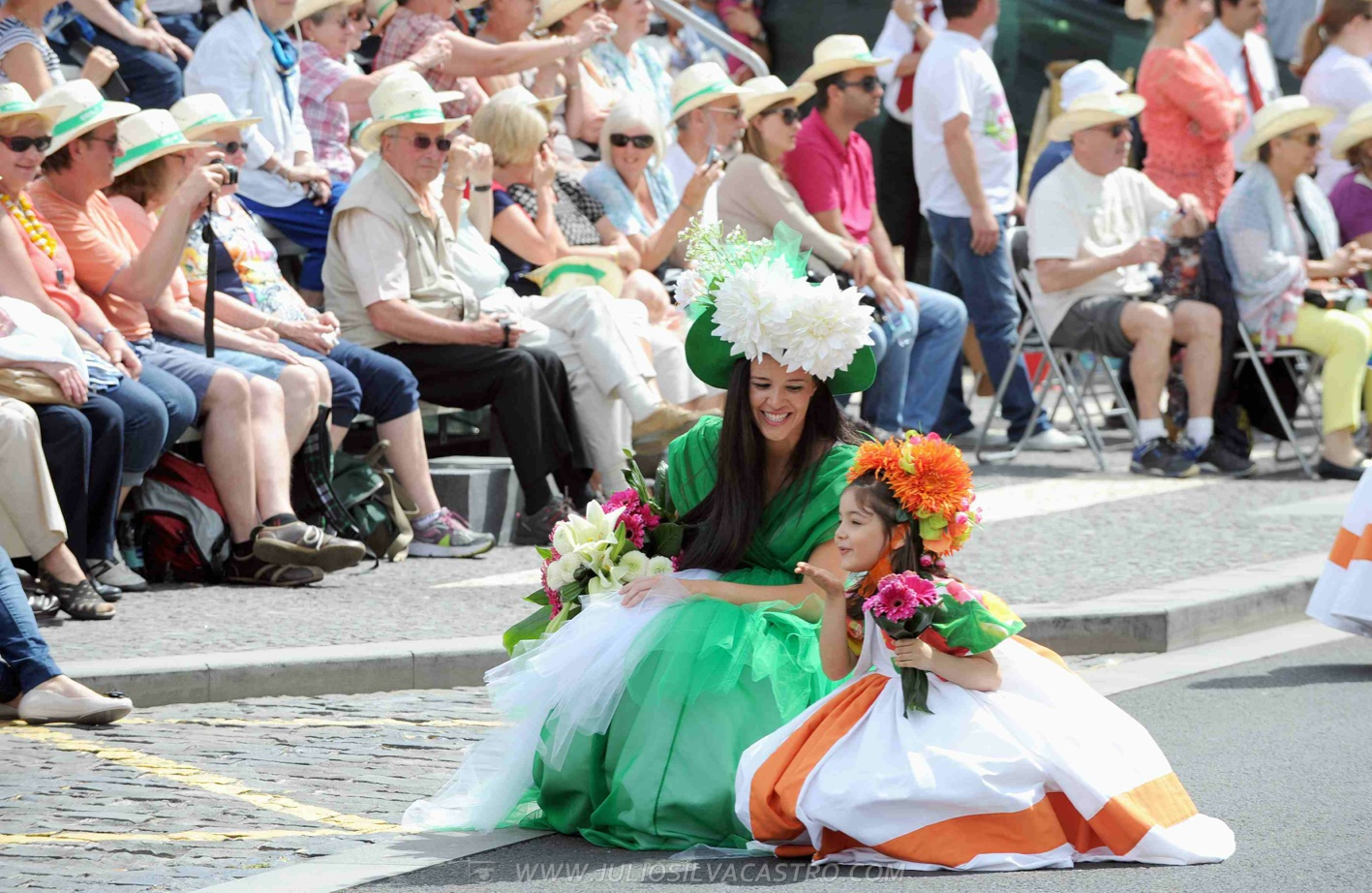 Pictures From Madeira Flower Festival 56