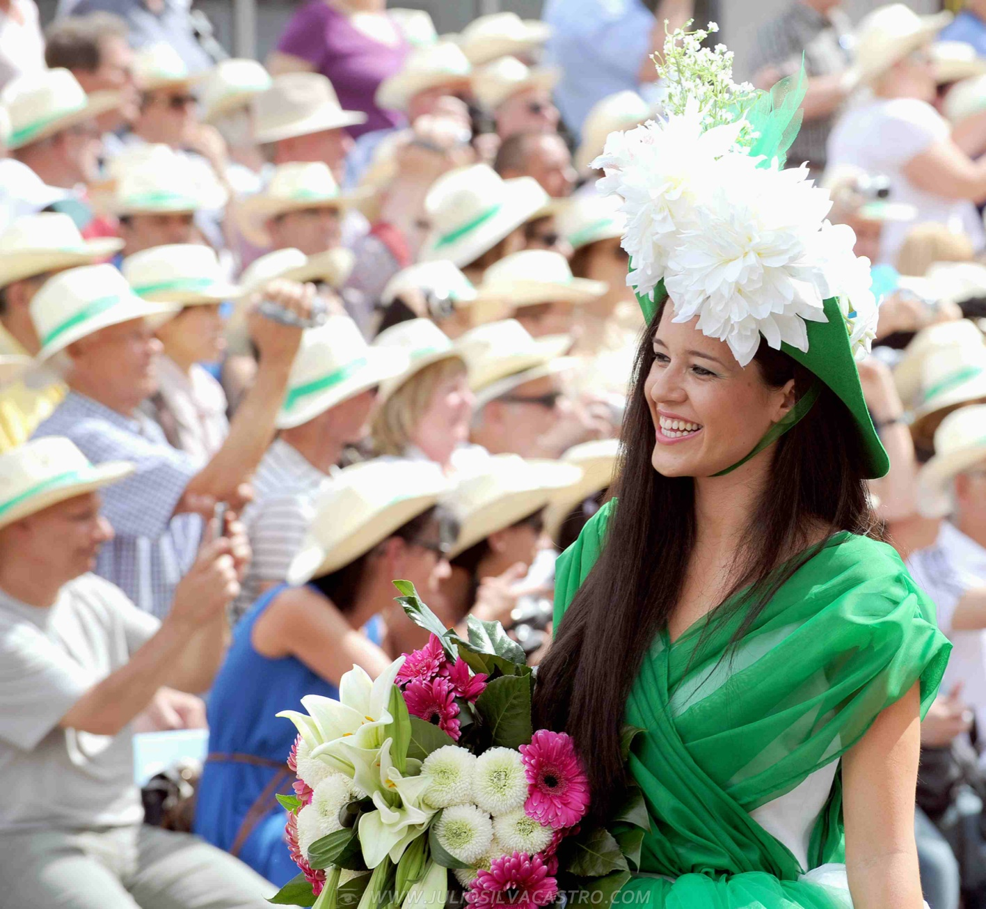 Pictures From Madeira Flower Festival 14