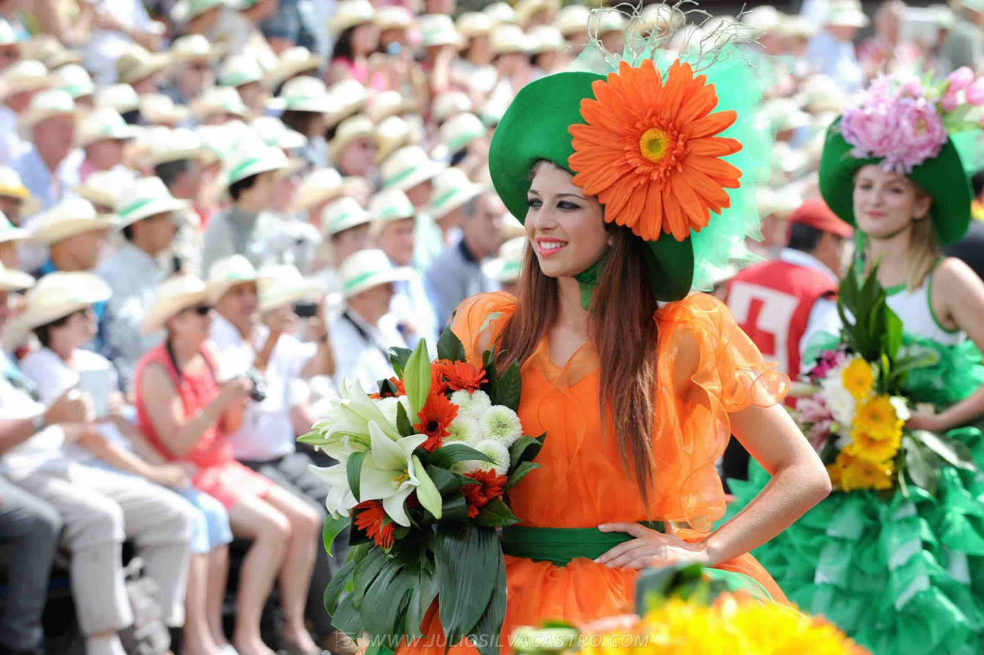 Pictures From Madeira Flower Festival 15