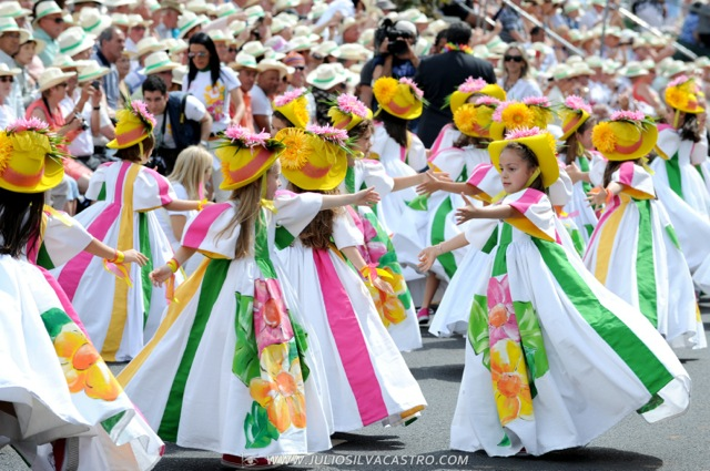 Pictures From Madeira Flower Festival 35