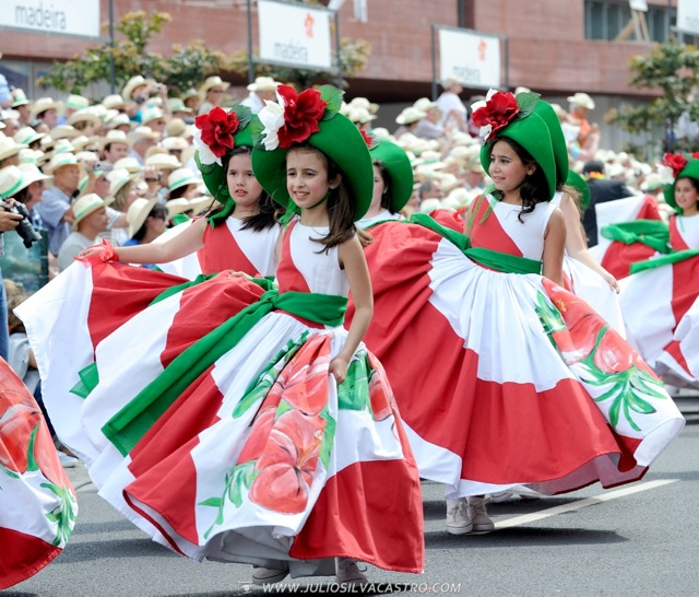 Pictures From Madeira Flower Festival 36