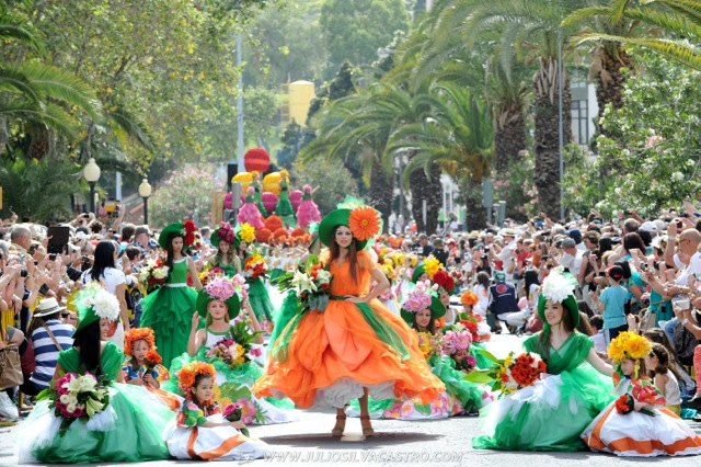 Pictures From Madeira Flower Festival 39