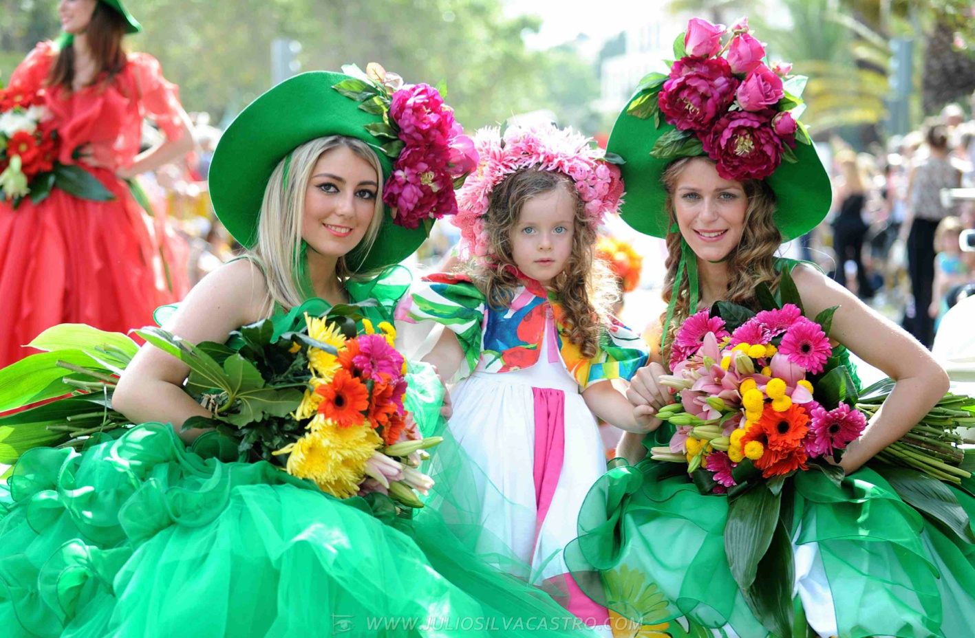 Pictures From Madeira Flower Festival 22