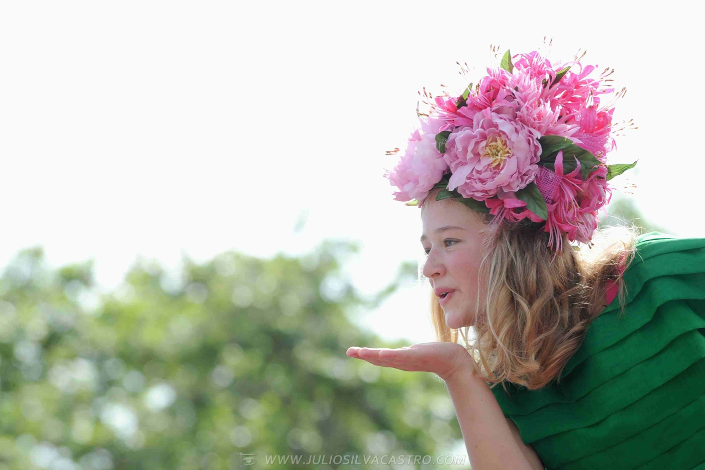 Pictures From Madeira Flower Festival 23
