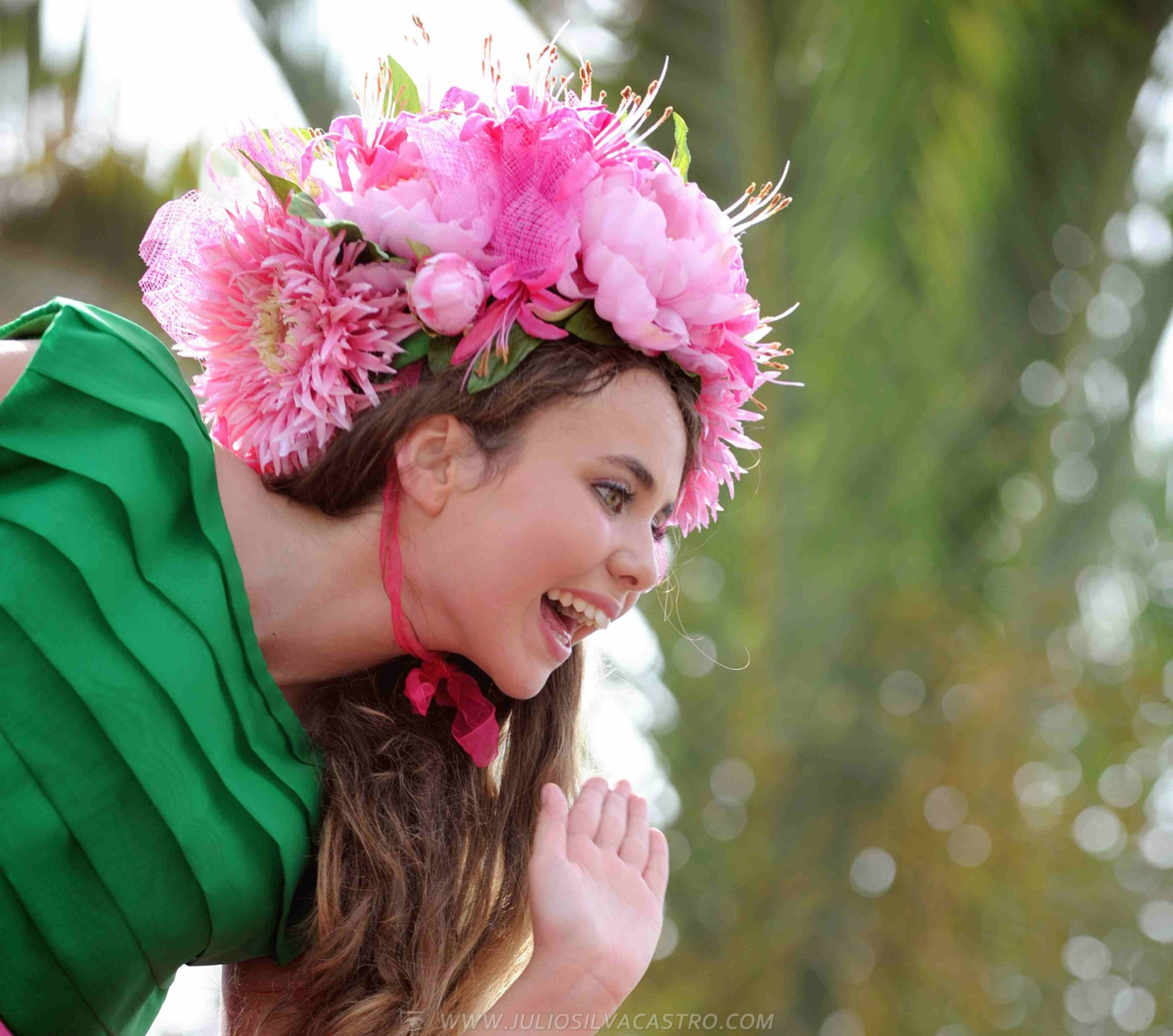 Pictures From Madeira Flower Festival 25