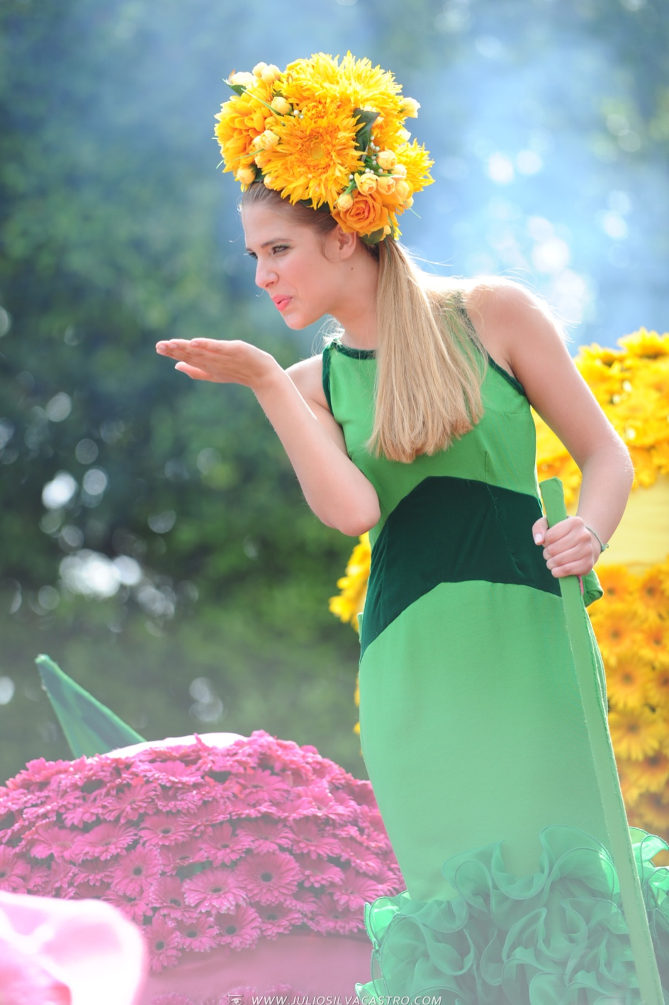 Pictures From Madeira Flower Festival 42