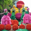 Pictures From Madeira Flower Festival 27