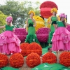 Pictures From Madeira Flower Festival 29