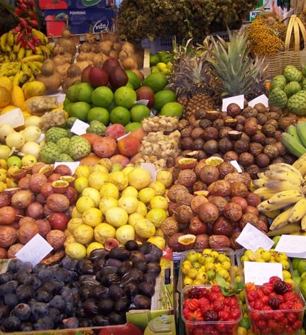 Traditional Fruits of Madeira 1