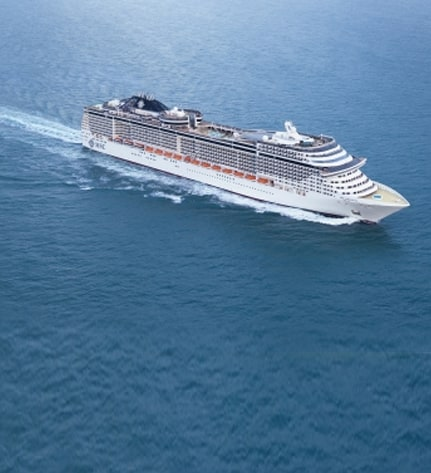 MSC Armonia places in Funchal 9 to 15 days cruises 1