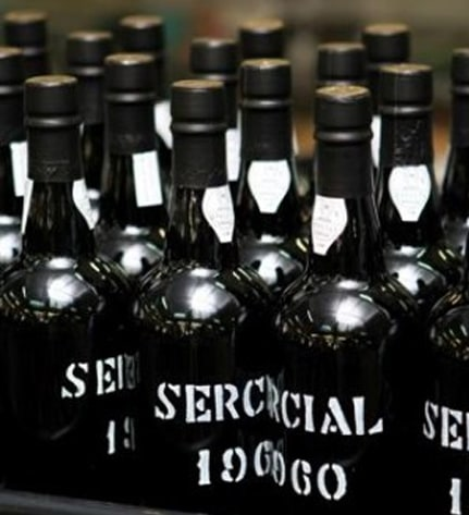 The famous Madeira Wine 1