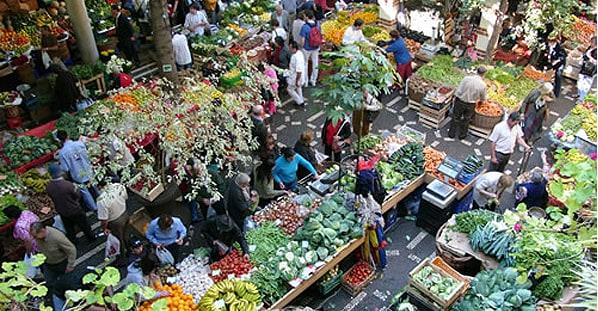 Fruits of Madeira