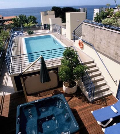 Hotel Terrace Mar Funchal, Madeira Island - 4-star hotel 1
