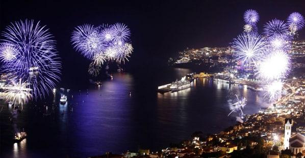 Madeira Fireworks Guinness World Record