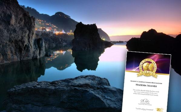 Madeira elected best island tourist destination in Europe in 2013