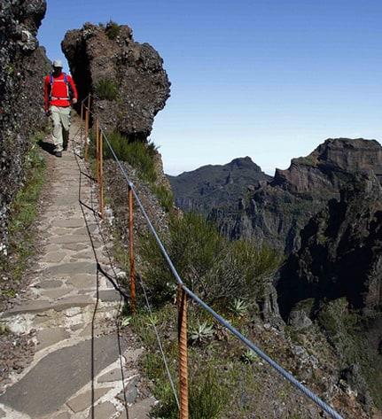 Trekking Madeira Sport Holidays 1