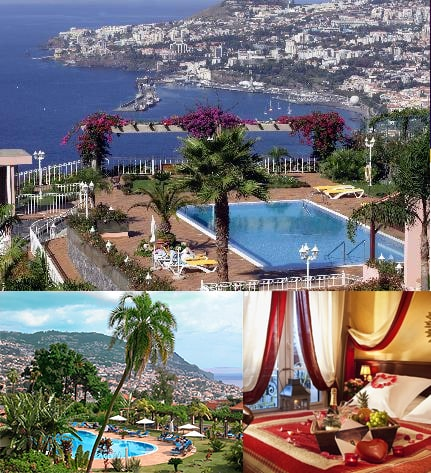 Accommodation in Funchal - Madeira Island 1