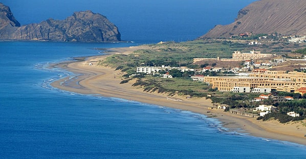 Accommodation in Porto Santo