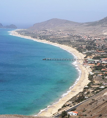 Hotels in Porto Santo is in demand this summer 1