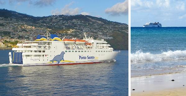 Madeira Ship