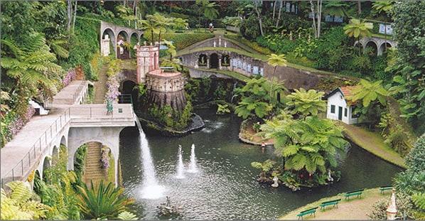 Monte Tropical Garden 1