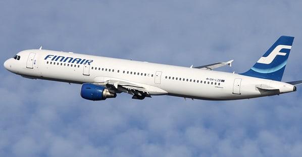 Finnair debut A321