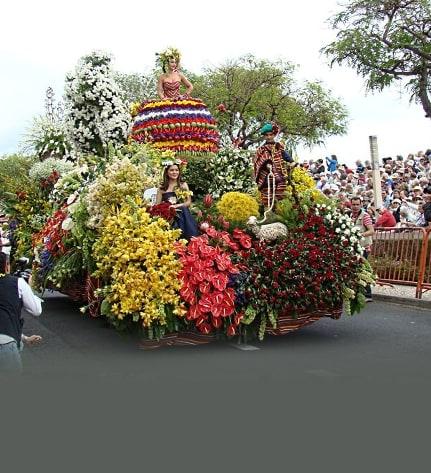 Madeira Flower festival - Festa da Flor da Madeira 1