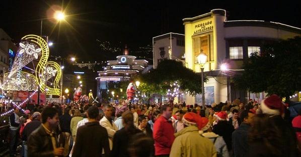 Funchal Market Night