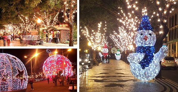 Holidays in Madeira at Christmas time