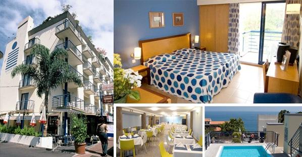 Hotel Terrace Mar Funchal