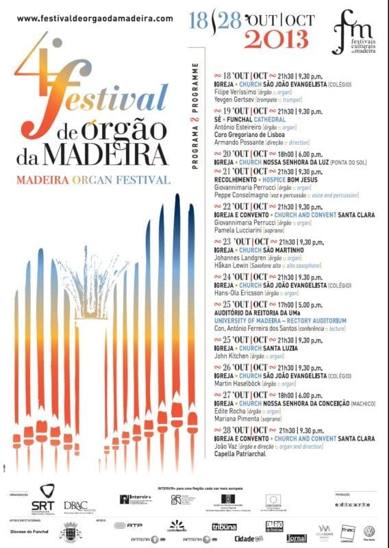 Madeira Organ Festival