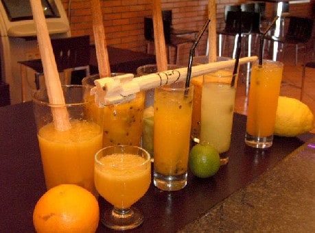 Poncha is the traditional drink of Madeira