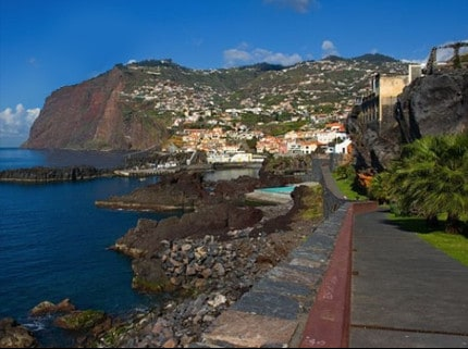 The promenades of Funchal - Stroll by the sea 1