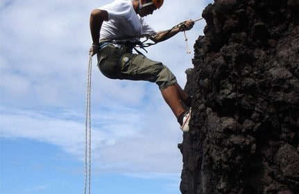 Sport Holidays in Madeira Islands - Rappel, Slide and Climbing in Madeira 3
