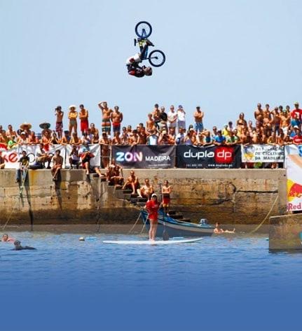 Madeira Summer Water Jump 1