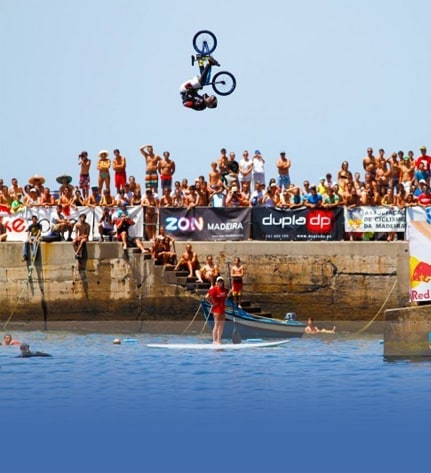 Madeira Summer Water Jump 1