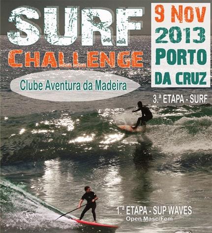 Madeira Island Surf - Surf Challenge Porto da Cruz 1