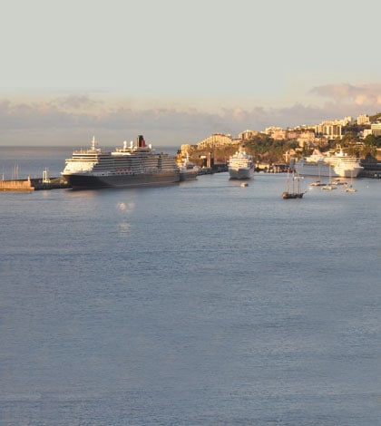 The Port of Funchal will receive 10 cruise to the end-of-year in Madeira 1