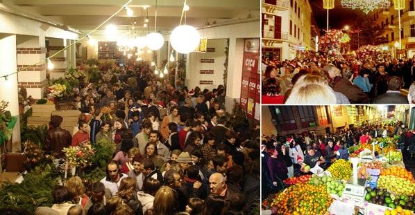 Night Market in Funchal