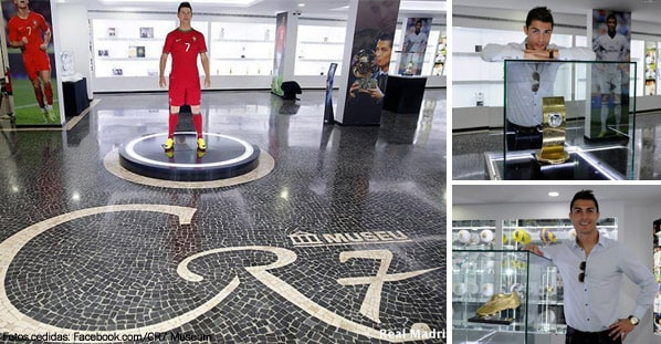 Cristiano Ronaldo foto 4