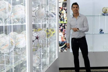 Cristiano Ronaldo Museum in Madeira Island 2