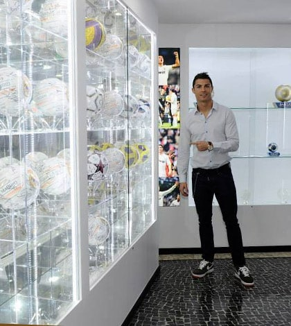 CR7 museum will spend 115,000 visits in its first year 5