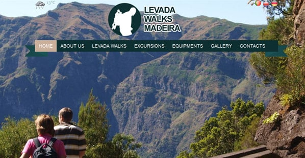Madeira Levada Walks