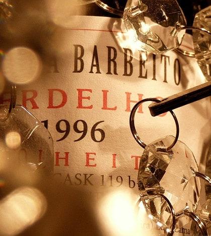 Barbeito wines, Francisco Albuquerque and Il Gallo d'oro distinguished by the magazine Wine 1