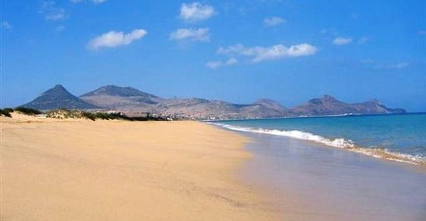 Hotels in Porto Santo is in demand this summer